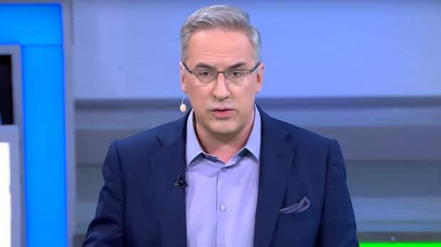 Норкин жестко ответил Рыбакову на его слова о Донбассе