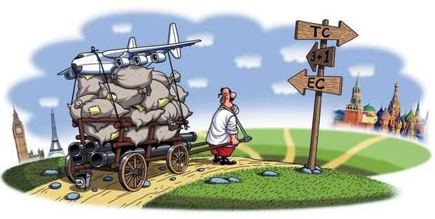 15 лет с рыночной экономикой. Куда завели Украину реформы