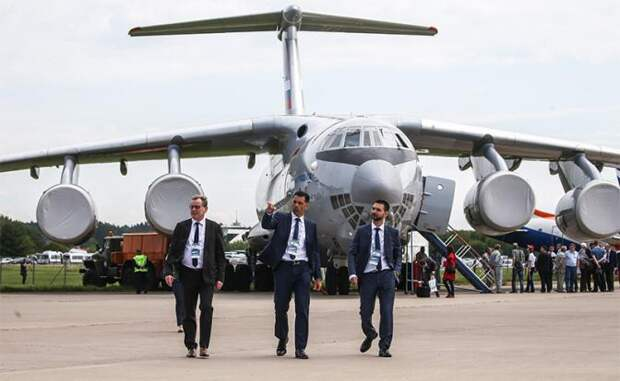 Военно-транспортная авиация: Желание ставить рекорды есть, моторов нет