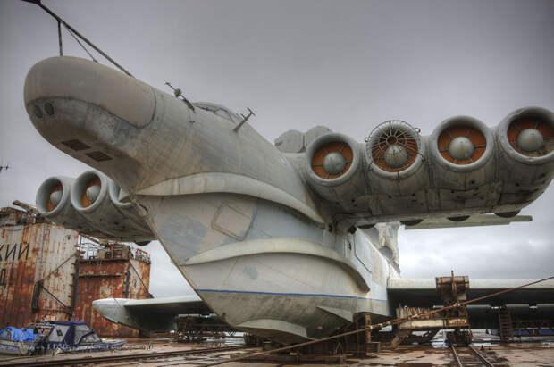 4. Ракетный корабль-экраноплан проекта 903 «Лунь». концепты, самолёты, ссср