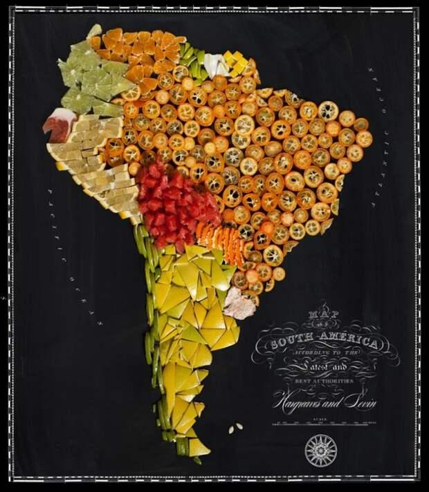 Страны мира на вкус