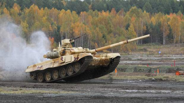 Американский эксперт раскрыл феномен наиболее успешного российского танка