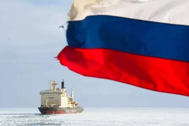 Россия гарантировала безопасность Северного морского пути