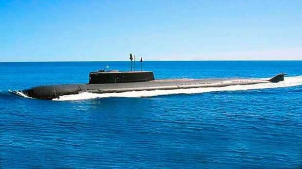 The Mirror: Россия принимает на вооружение смертельно опасную «подлодку