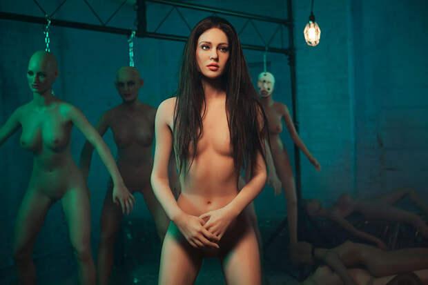 Секс-куклы в фотопроекте Стейси Ли «Средние американцы» 29