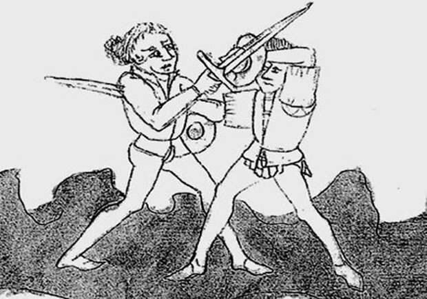 Почему тяжело изучать фехтование по фехтбукам, или 5 проблем трактовки иллюстраций