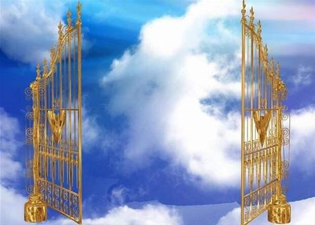 Реальные люди, которые утверждают, что соприкасались с загробным миром  загробные мир, мистика, смерть, чудо