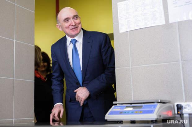 Суд вМоскве оправдал челябинского экс-губернатора