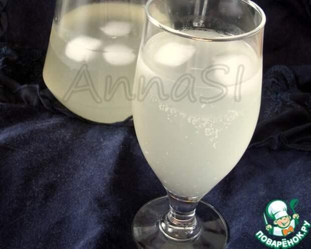 Безалкогольные напитки. Лимонад способом ферментации