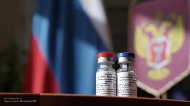 США приказали Украине отказаться от закупки российской вакцины от COVID-19