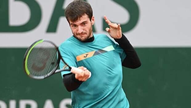 Баутиста-Агут проиграл Мартинесу-Портеро во втором круге ATP турина в Кицбюэле.