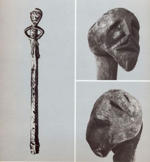 Збручский идол и славянский пантеон.