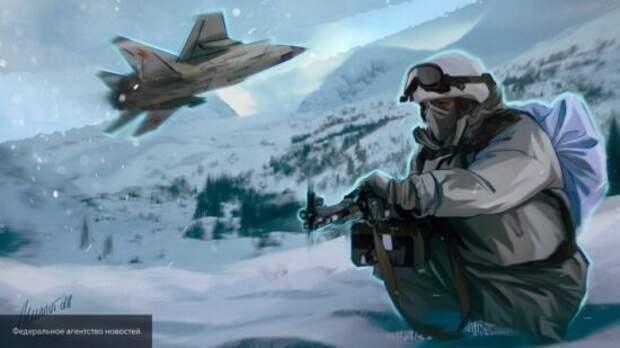 Битва за Арктику: Forbes похвастался переброской войск США в Норвегию