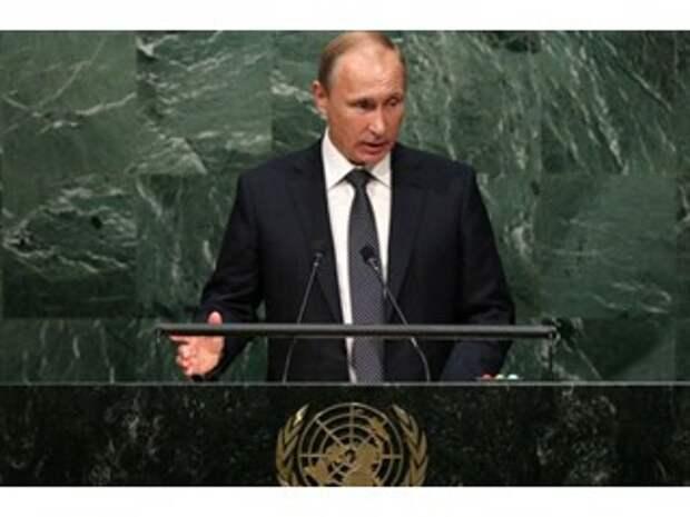 «Вы хоть понимаете теперь, что вы натворили?»,- Владимир Путин, выступление в ООН, 2015 год