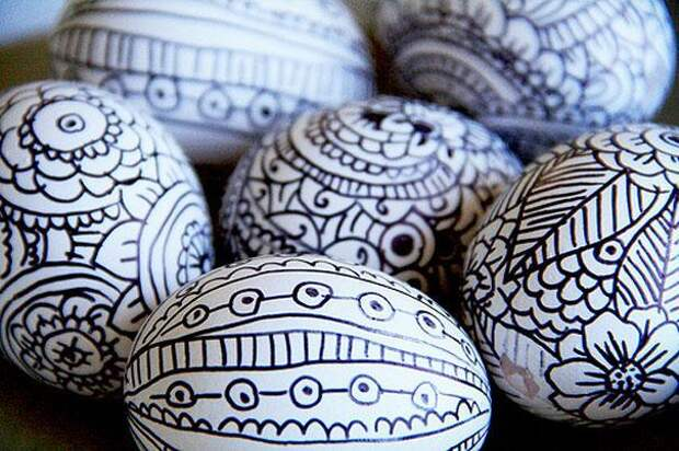 15 креативных идей оформления пасхальные яйца (15)