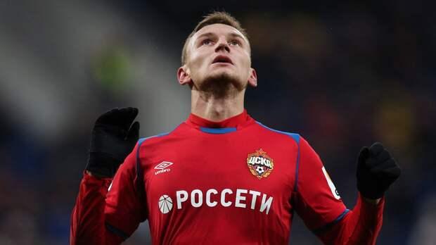 Чалов: «Когда в ЦСКА был Муса, периодически менялись позициями. Этим опытом пользуюсь и сейчас»