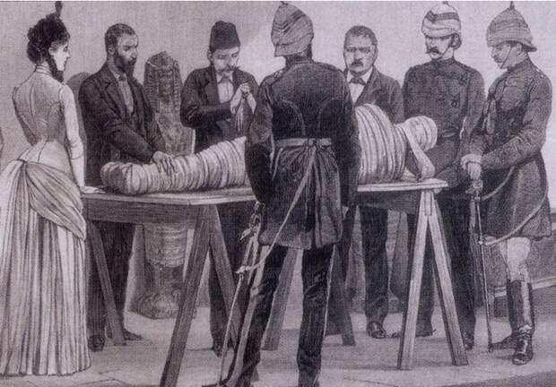 Зачем в Европе ели мумий?