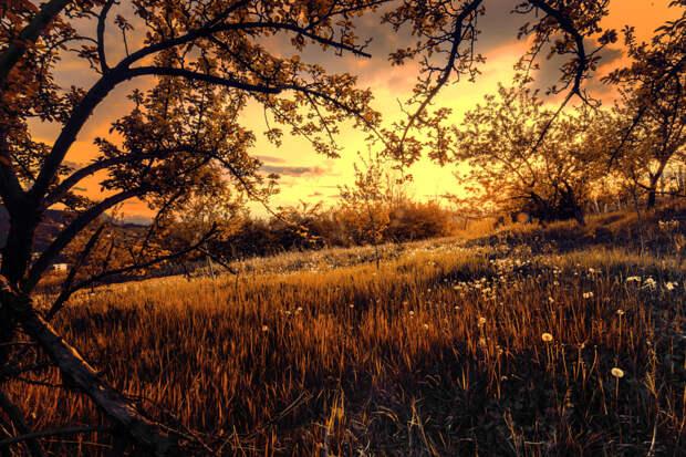 Sunset Time by Mevludin Sejmenovic on 500px.com