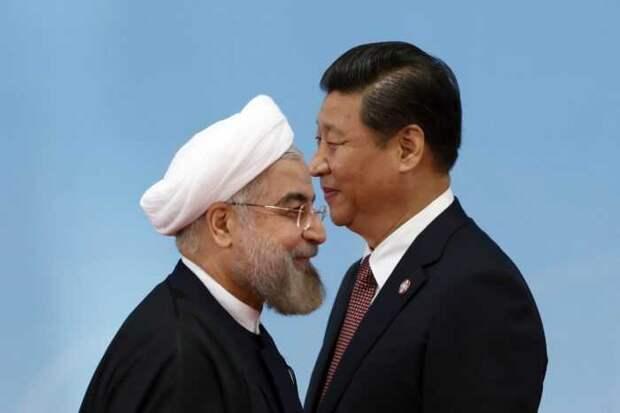 Иран сообщил подробности стратегического партнерства с Китаем