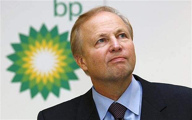 Глава BP Дадли