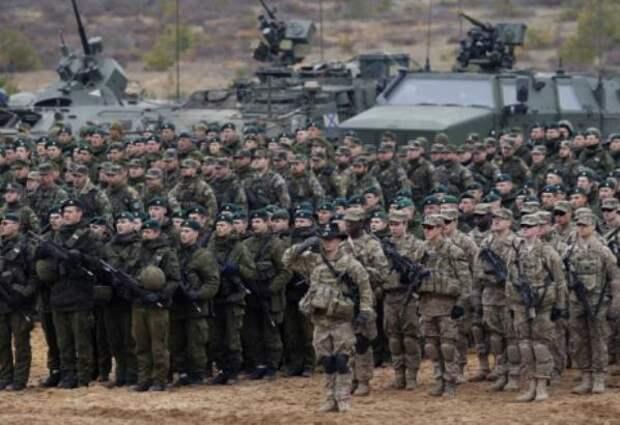 Батальоны НАТО в восточной Европе будут насчитывать по 800-1000 солдат