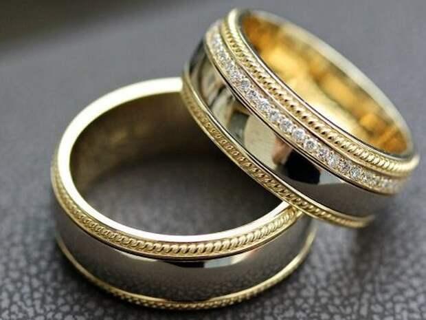 Ритуалы с кольцами на день свадьбы