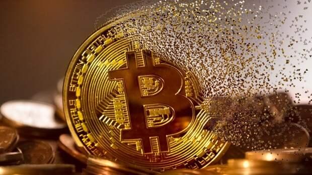 Курс биткоина может рухнуть в ближайшее время