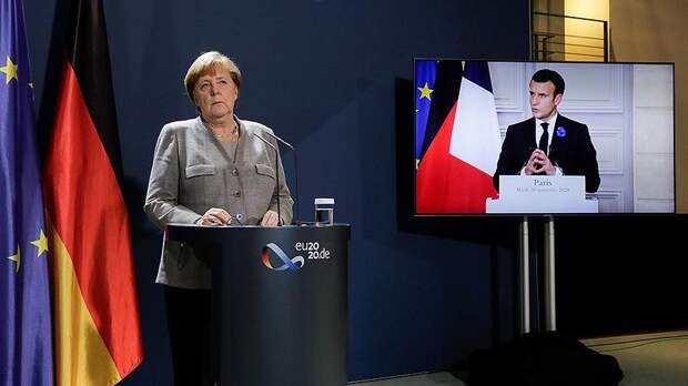 Макрон призвал лидеров ЕС дать ответ исламистскому терроризму – созрели что ли?
