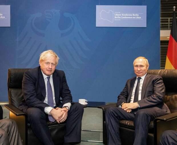 Пресса США о британском премьере:  у нас тут новый «агент Кремля»