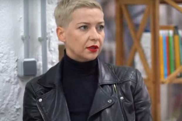 Госпогранконтроль подтвердил задержание Колесниковой