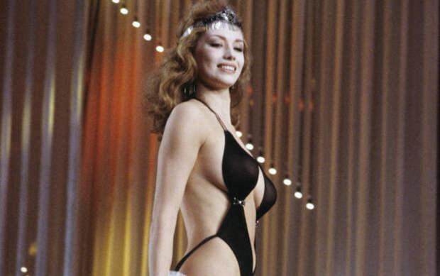 Мисс СССР 1989 года - Юлия Суханова