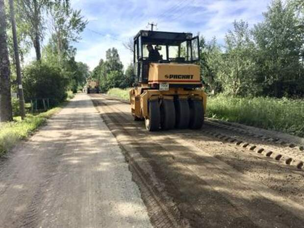 Дороги в регионах ремонтируют б/у асфальтом