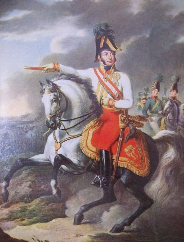 Генералиссимус Шварценберг: он тоже побеждал Наполеона