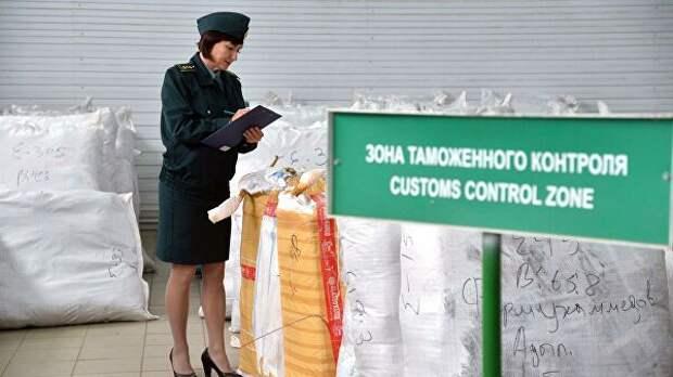 Счетная палата нашла недостатки при осуществлении таможенных операций