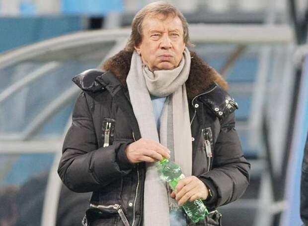 Палыч прокомментировал досрочное расторжение контракта с Райковичем: «Позвоните Кикнадзе, это же его трансфер»