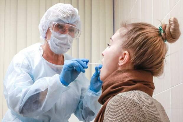 Иммунолог Крючков: бессимптомные носители COVID менее заразны
