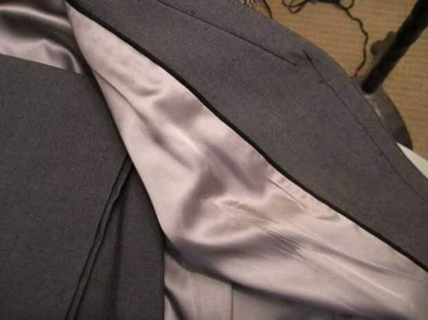 Прежде чем делать покупку, нужно обязательно посмотреть на внутреннюю часть одежды. /Фото: img.uduba.com