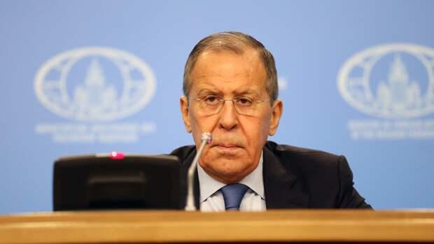 Лавров заявил об общем видении сотрудничества Москвы и Минска