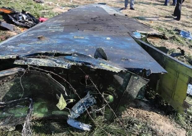 СНБО Украины допустил попадание ракеты в качестве причины крушения самолёта в Иране