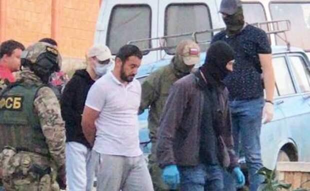 Крымские горы накрыла тень Талибана?