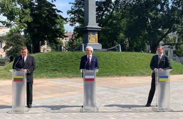 СМИ рассказали о планах Польши присоединить Литву