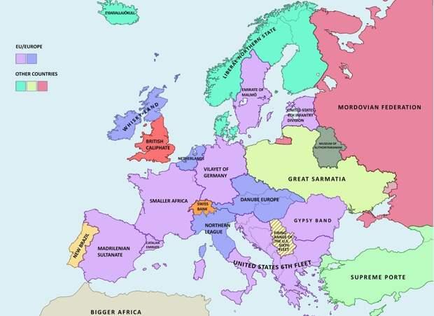 Наследие Австро-Венгрии в современном ЕС