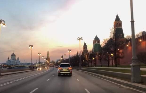 В Москве вводится режим полной самоизоляции