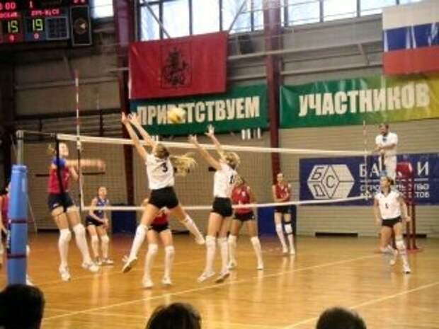 История возникновения волейбола в России.
