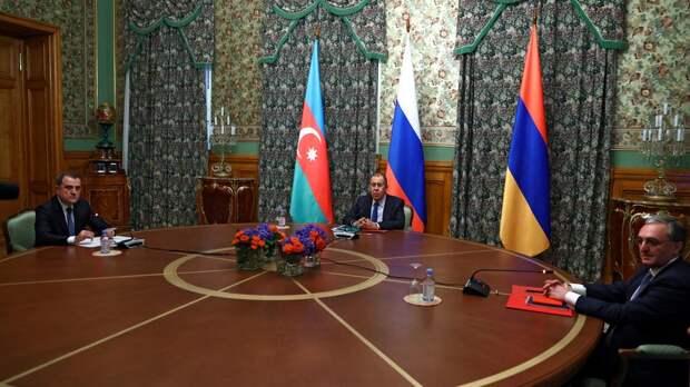 Московские договоренности назвали шагом к долгому перемирию в Карабахе