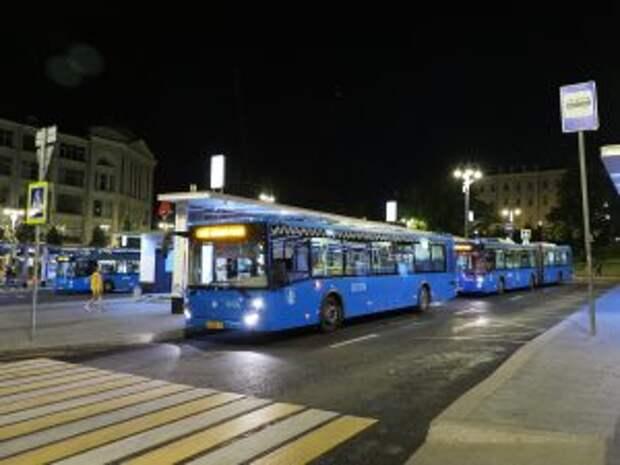 Экспресс-автобус / Фото: Ольга Чумаченко