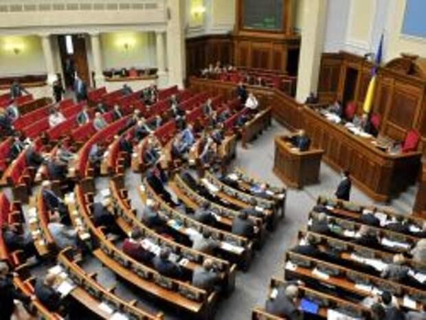 Новость на Newsland: Глава ВР получил право распустить фракцию Компартии Украины