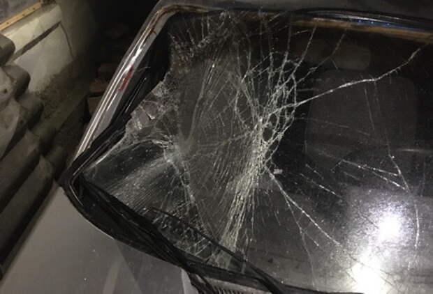 В Джанкое водитель сбил пешехода и отвёз пострадавшего с травмами домой