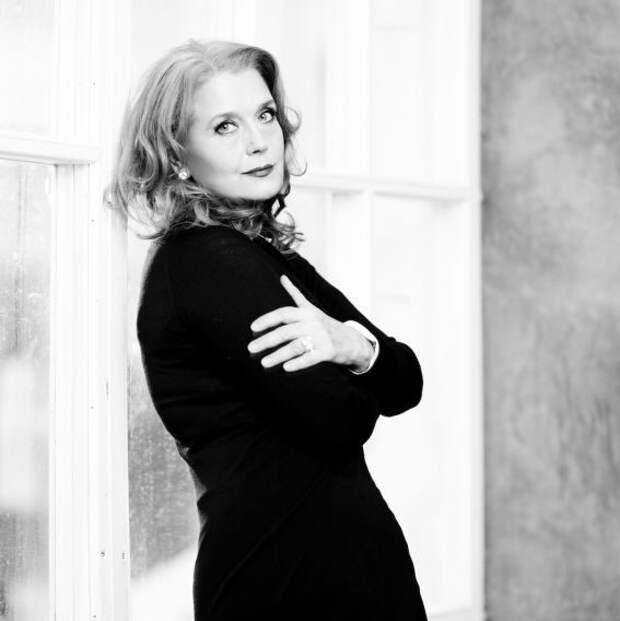 Как изменилась Ирина Алферова за 40 лет