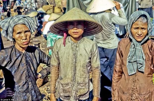 Вьетнам 1969 года.